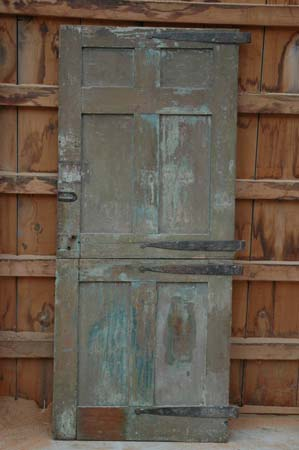 Painted 19th Century Doors
